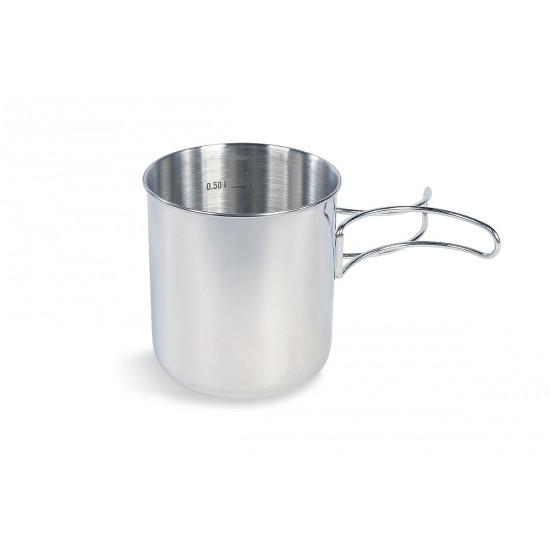 Кружка походная Tatonka Handle Mug 600