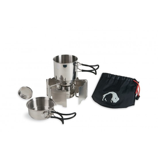 Набор посуды Tatonka Alcohol Burner Set