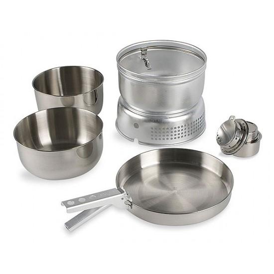 Набор посуды Tatonka Multi Set + Alcogol Burner