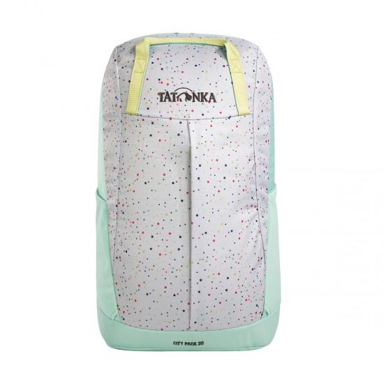 Рюкзак Tatonka City Pack 20 ash grey confetti