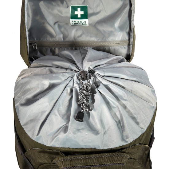 Рюкзак Tatonka Pyrox 45+10 olive