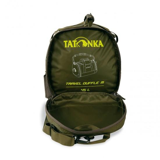 Дорожная сумка Tatonka Travel Duffle M red