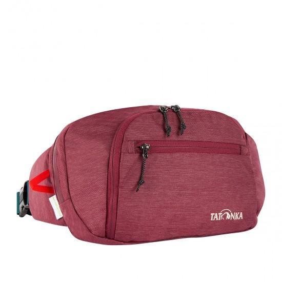 Поясная сумка Tatonka Hip Sling Pack bordeaux red