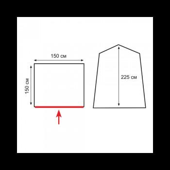 Палатка душ туалет Totem Privat V2
