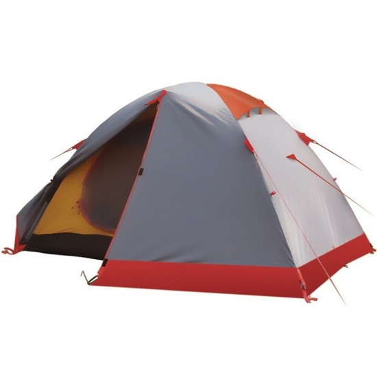 Палатка Tramp Peak 2 V2 TRT-25 серый